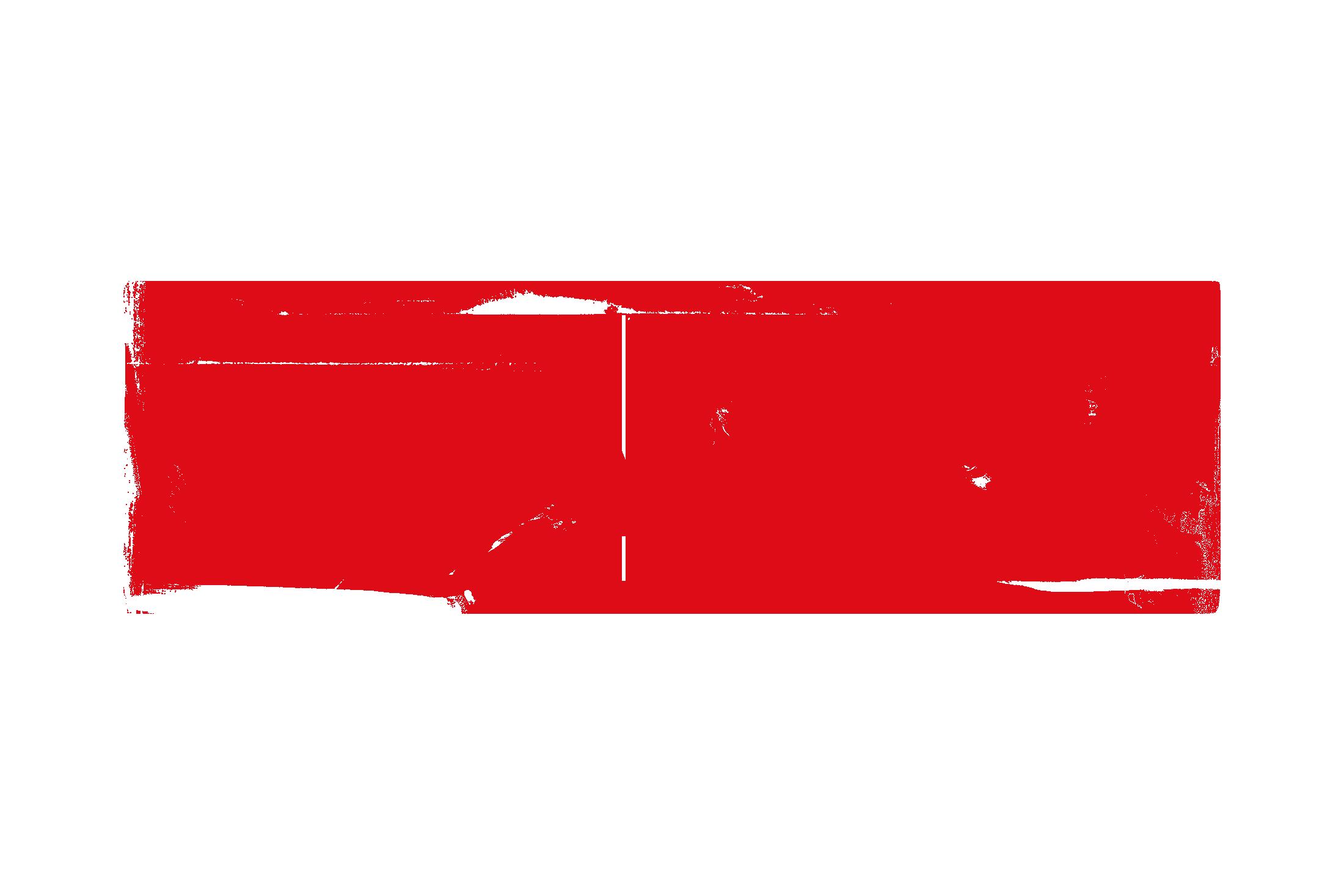 Fragile stamp PSD