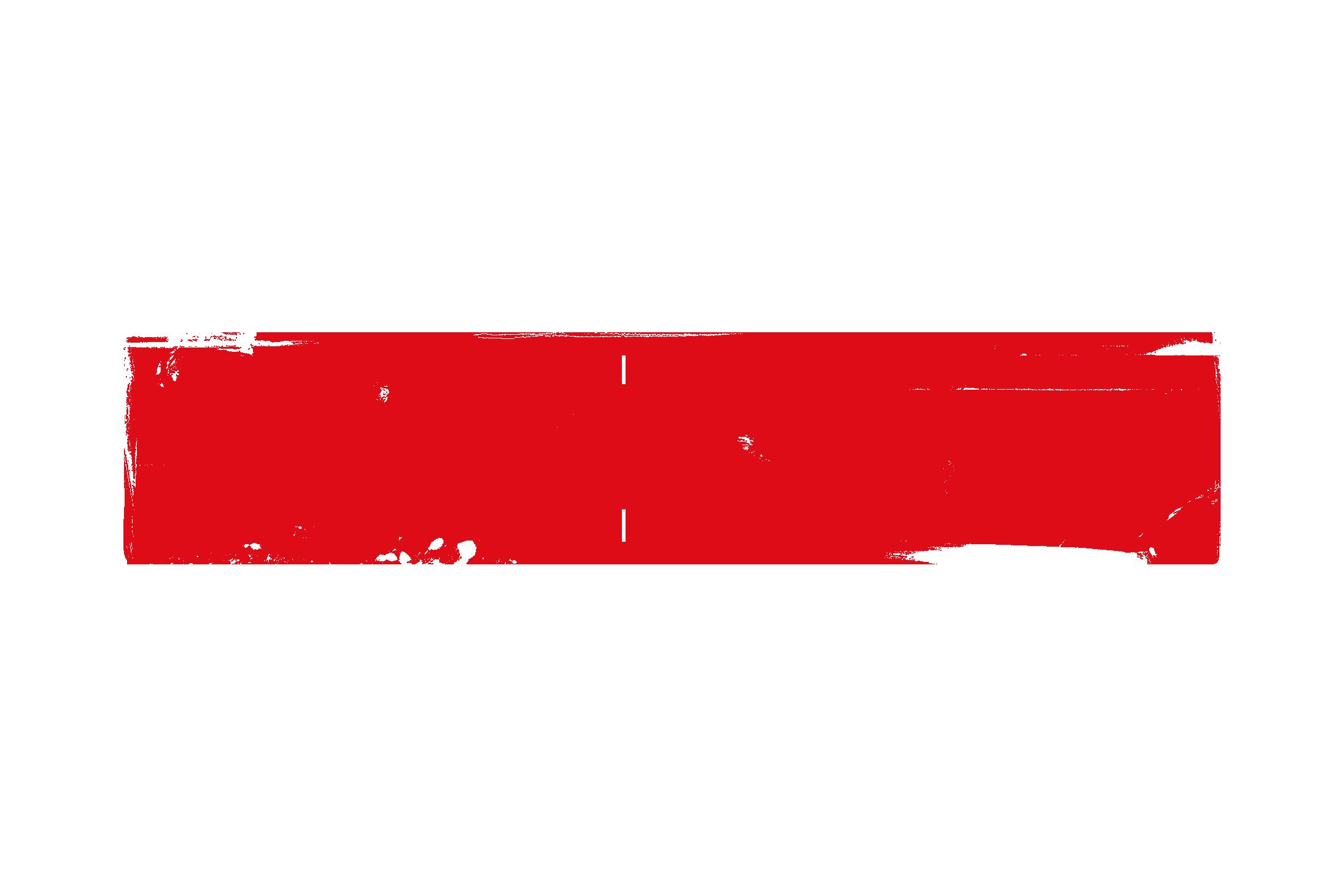 Promotion stamp PSD