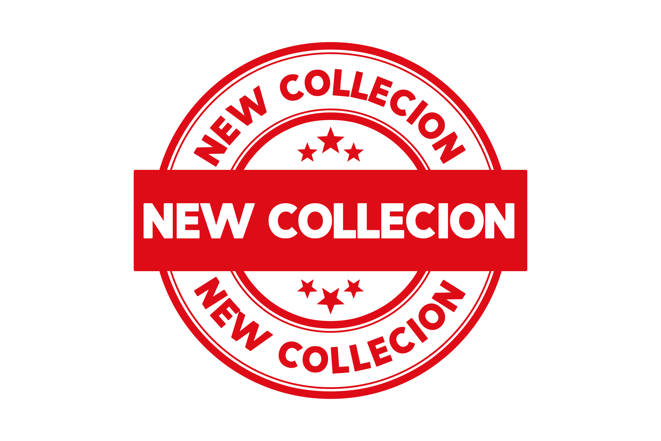 Round new collecion stamp PSD