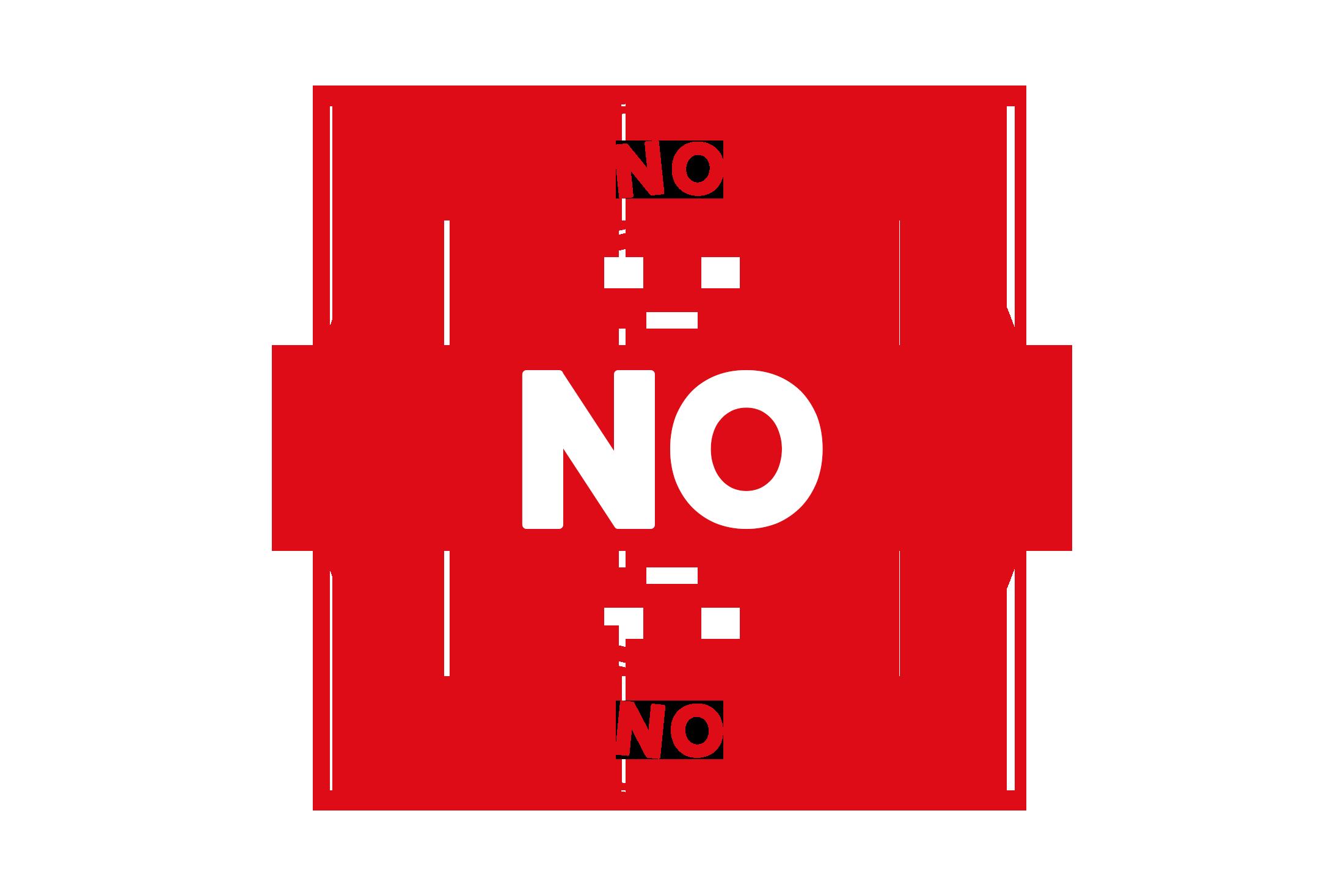 Round no stamp PSD