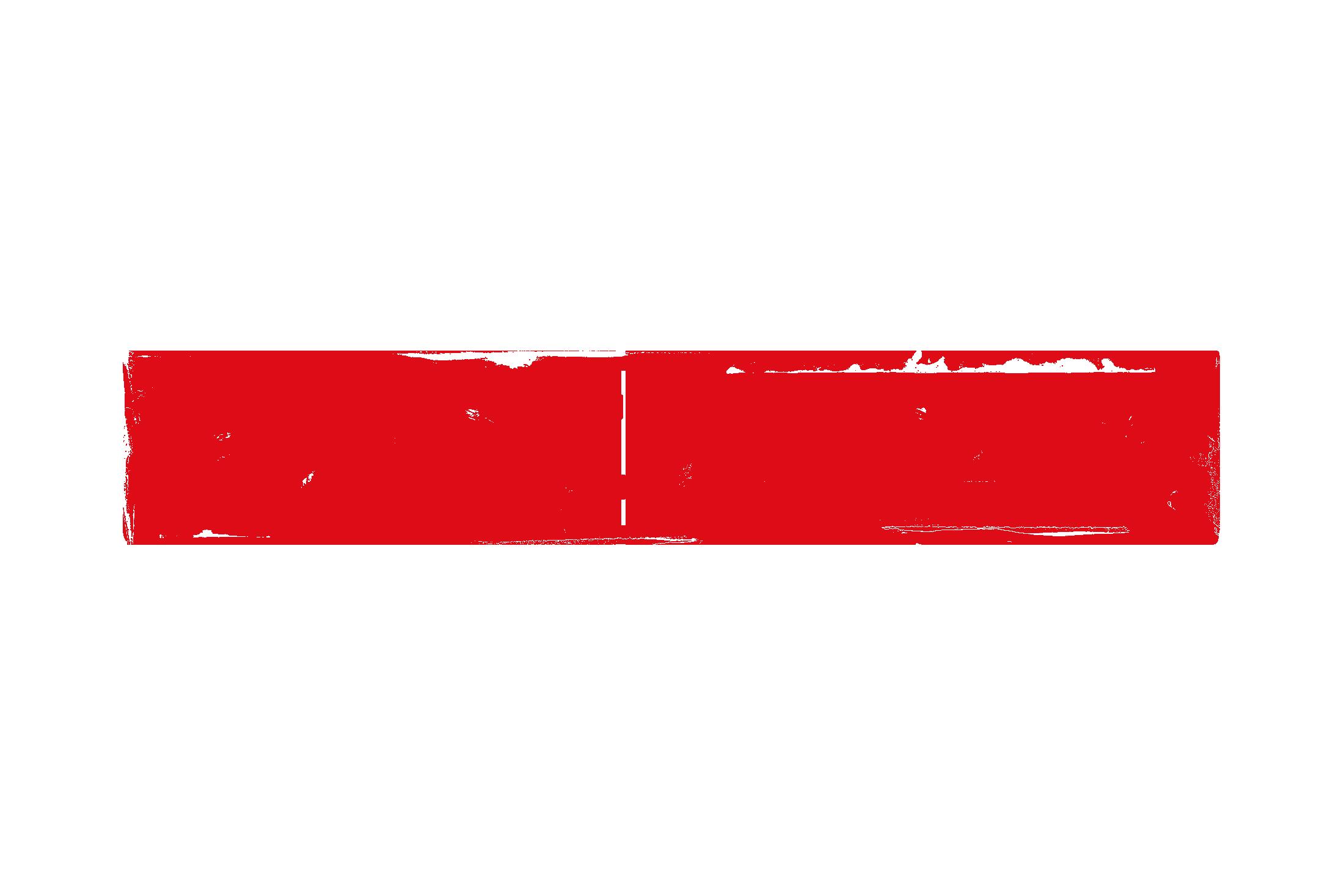 Spoiler alert stamp PSD
