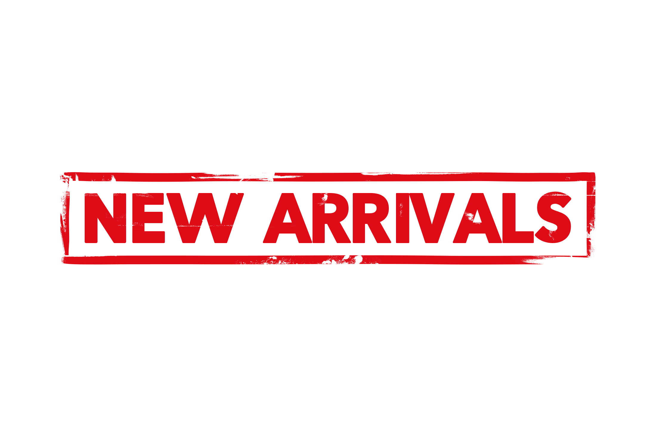 New arrivals stamp PSD