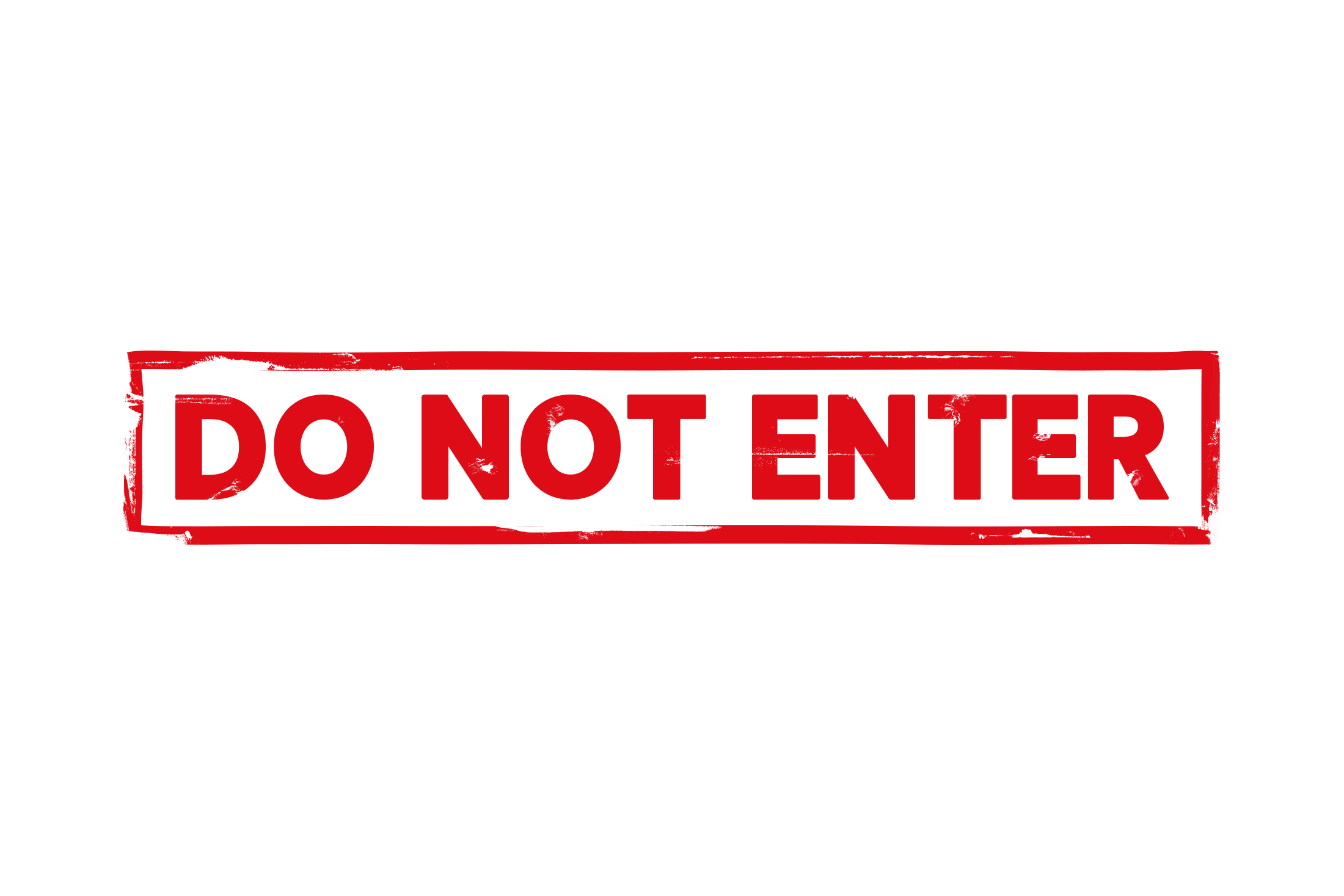 Do not enter stamp PSD