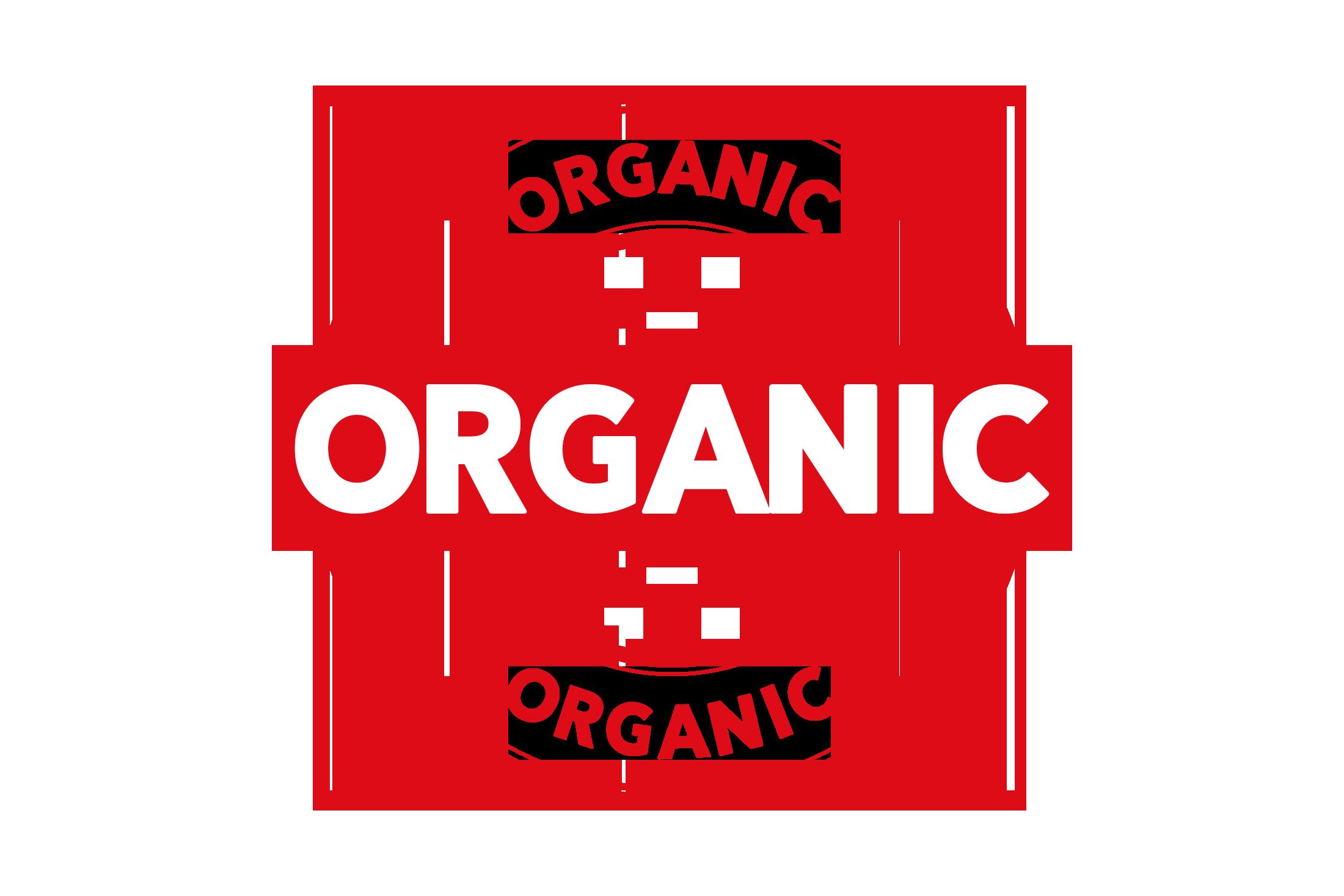 Round organic stamp PSD