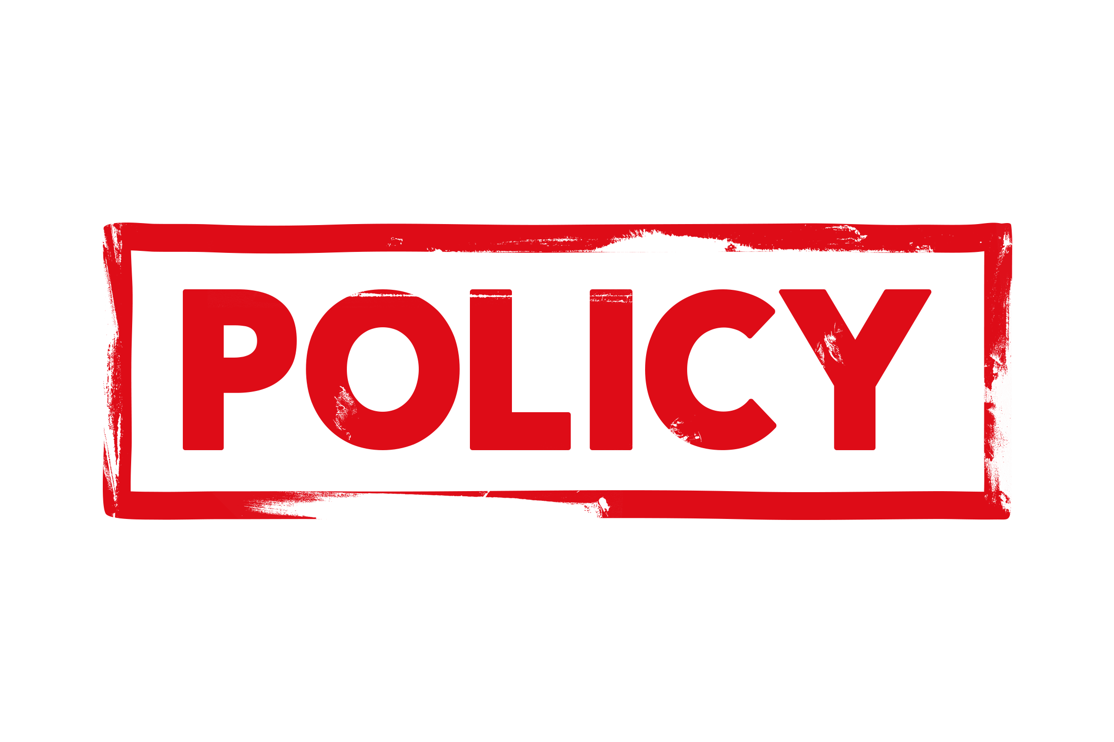 Policy stamp PSD