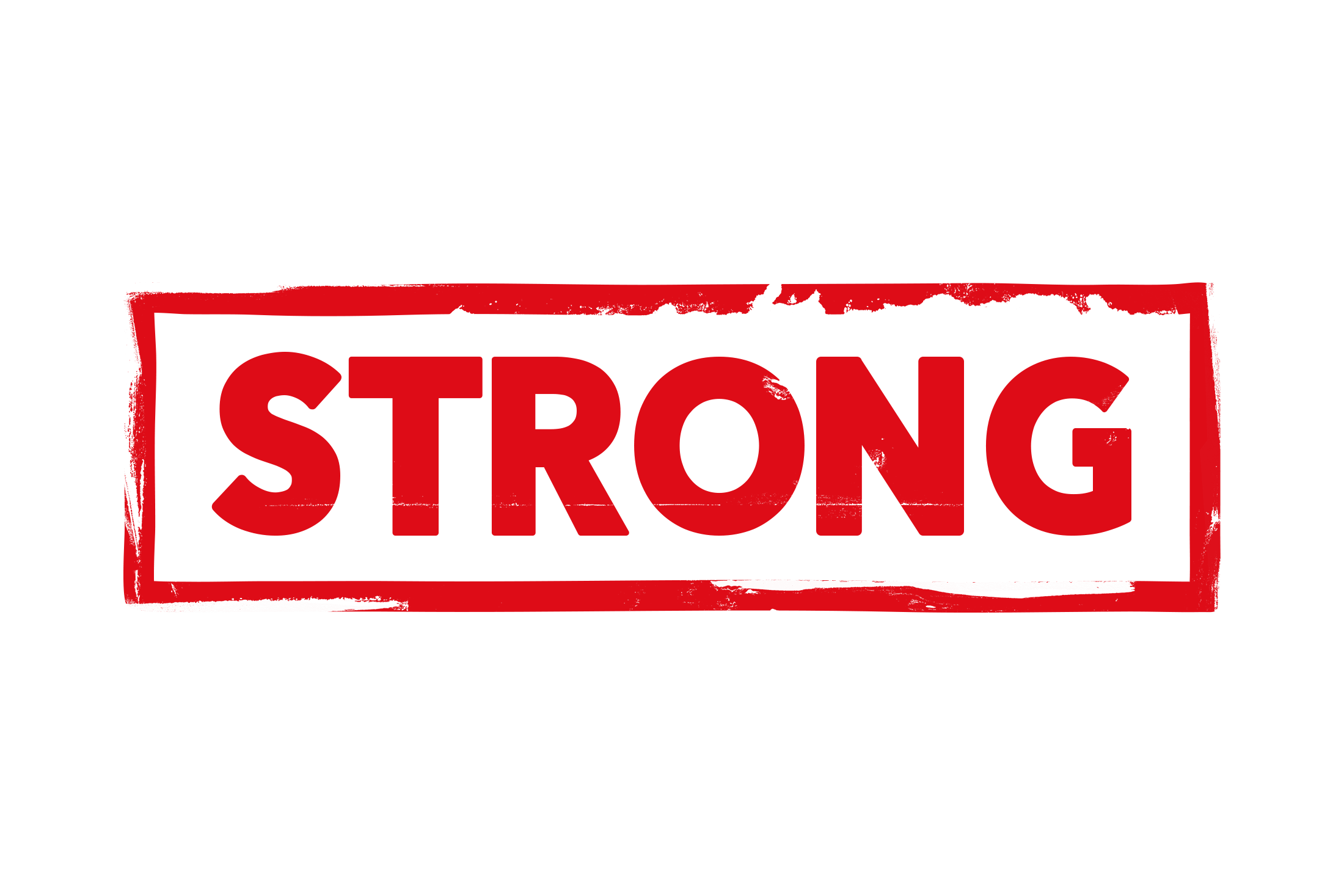 Strong stamp PSD