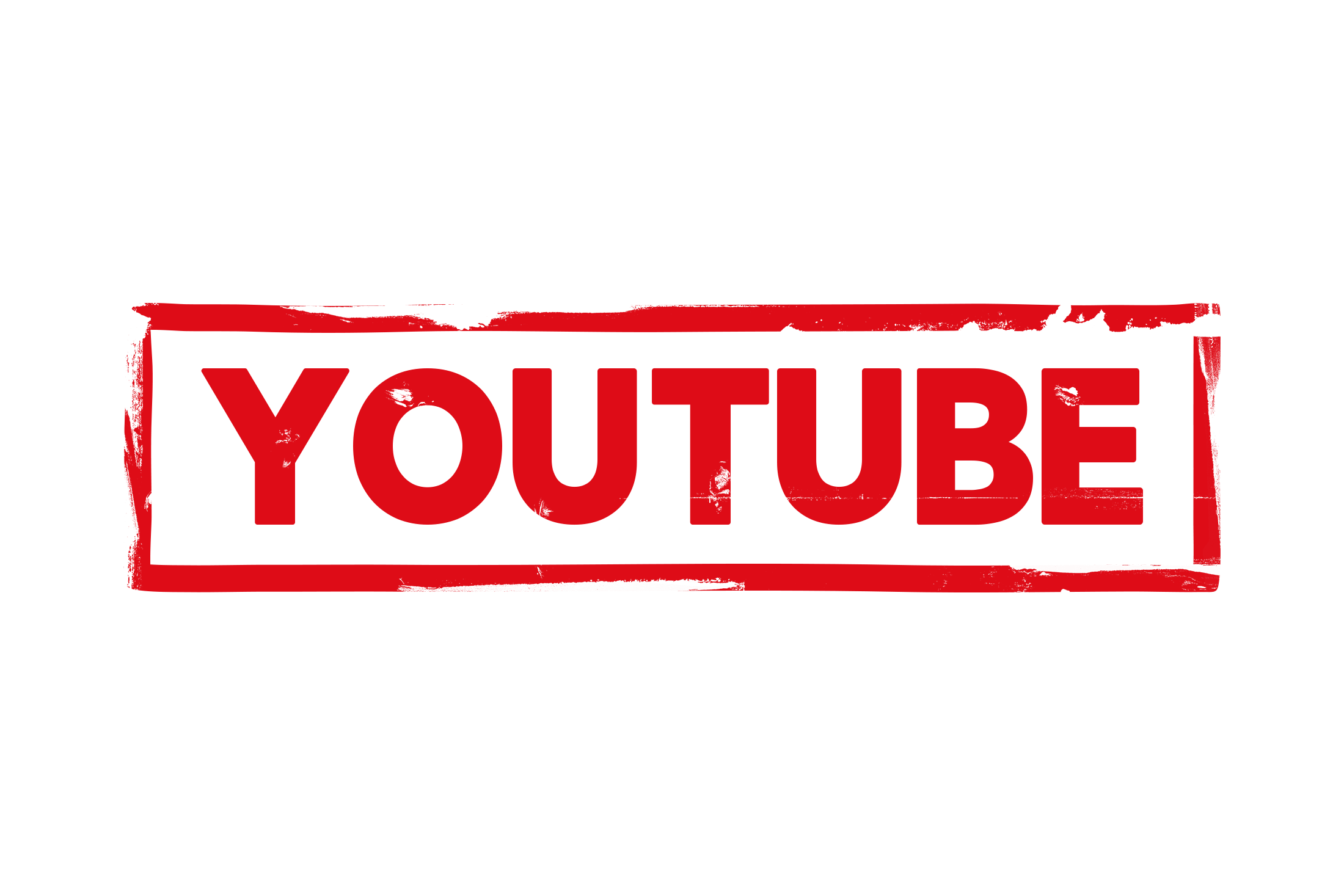 Youtube stamp PSD