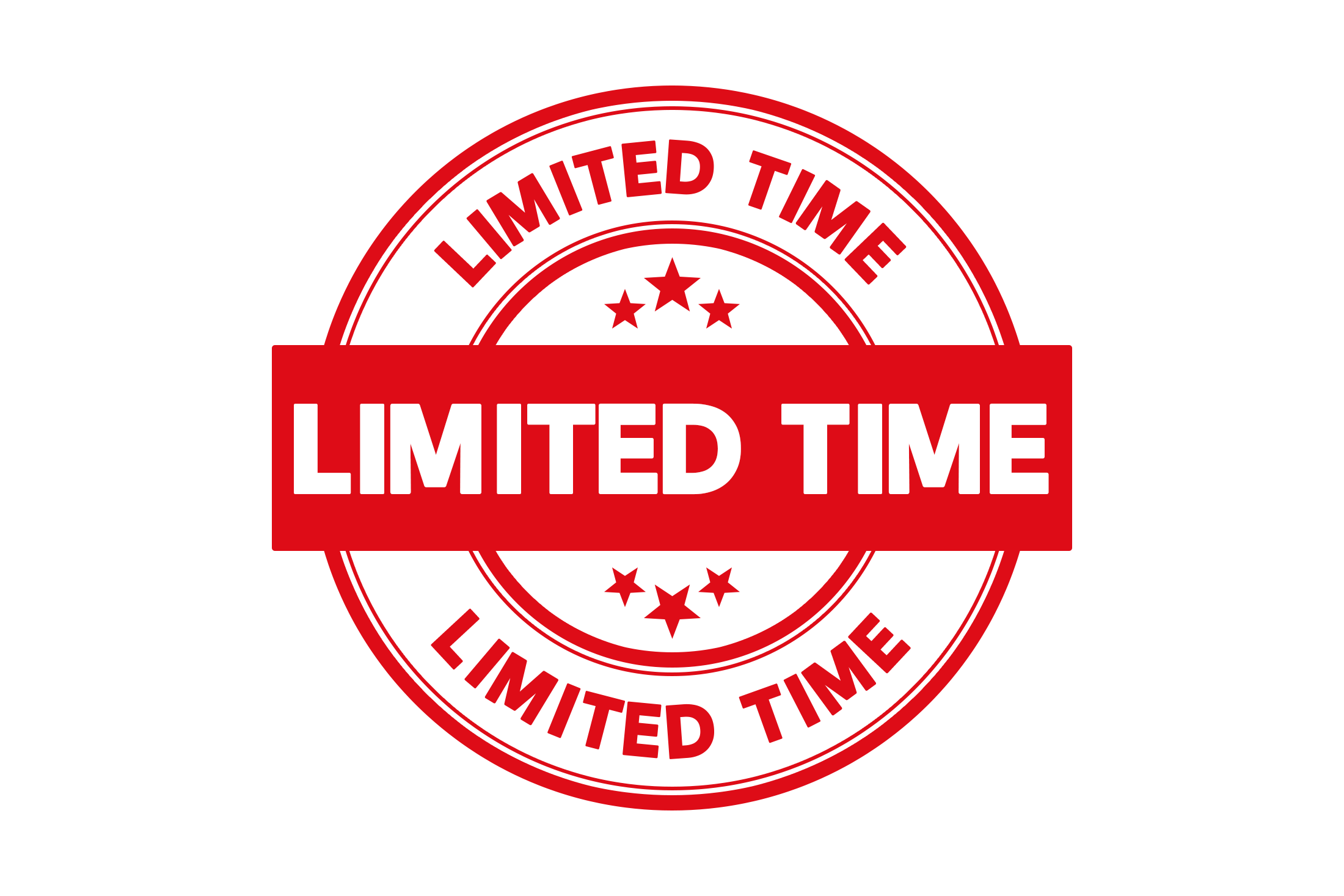Round limited time stamp PSD